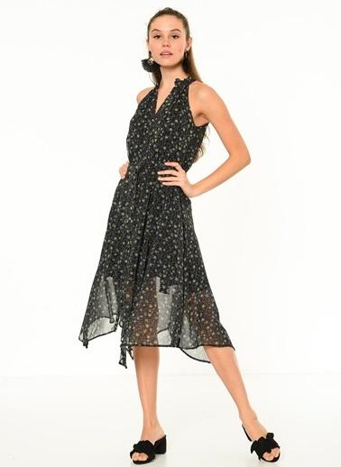 Fashion Friends Abiye Elbise Siyah
